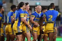 Parramatta enter NRL top eight