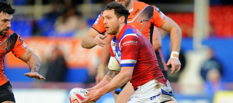 Chris Chester hits out at Wakefield fans over criticism of Scott Grix