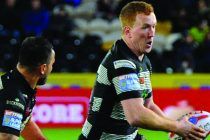 Leigh snap up Hull FC man Thompson