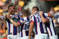 Knights shock Dragons for victory number 3