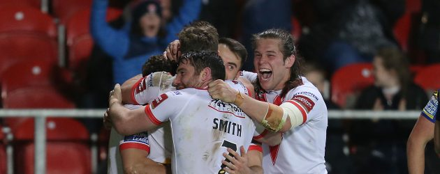 Holbrook praises St Helens' guts as they fight back to beat Salford