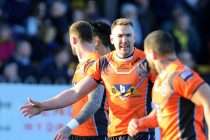 Wigan our toughest test so far, insists Michael Shenton
