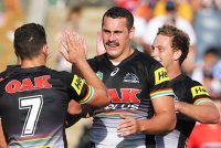 Panthers hammer Newcastle