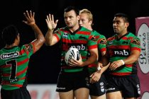 Crichton hat-trick secures victory for Rabbitohs