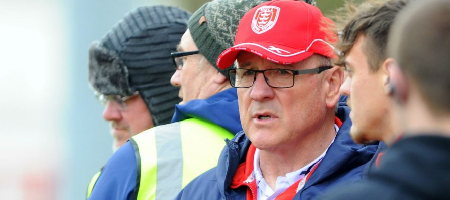 Sheens warns Hull KR fans there is not 'half a million pounds' to spend on new recruits