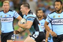 Gallen leads Sharks to thrilling win over Bulldogs