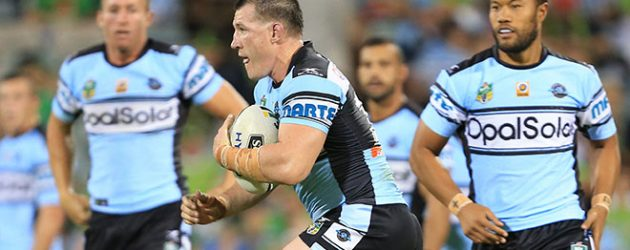 Sharks win tight clash against Wests Tigers