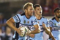 Sharks too good for Warriors in Auckland