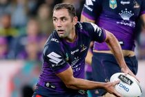 Cameron Smith breaks record as Storm tame Panthers