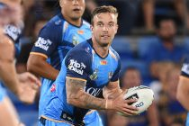 Titans's second-half show overwhelms Knights