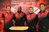 Salford's backroom staff sign new deals