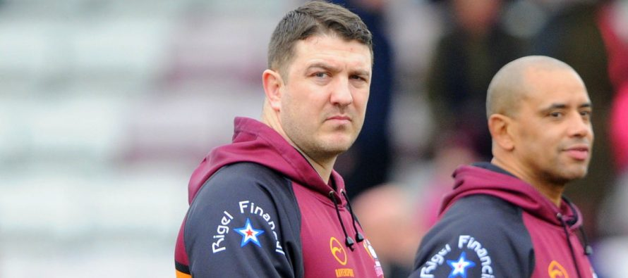 There's more to come from Batley, says Diskin