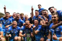 Barrow back in the big time after Cumbrian derby triumph