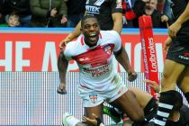 Jermaine McGillvary – the former B&Q worker turned international star
