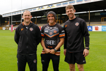 Castleford trio handed new contracts