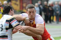 Warrington land Pomeroy on short-term deal