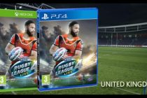 Luke Gale revealed as cover star for upcoming Rugby League game