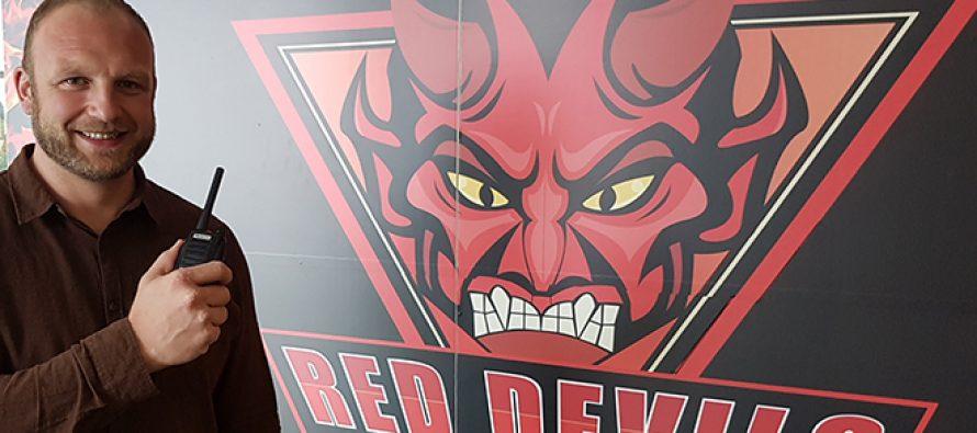 Carvell praises Red Devils spirit