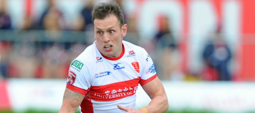 Hull KR promoted back to Super League after edging Widnes