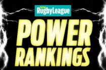 Power Rankings – August 22nd