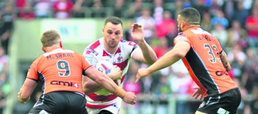 Leigh release Hopkins – despite signing new three-year deal just four months ago