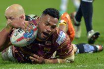 Stone hopeful Ukuma Ta'ai will stay at Huddersfield