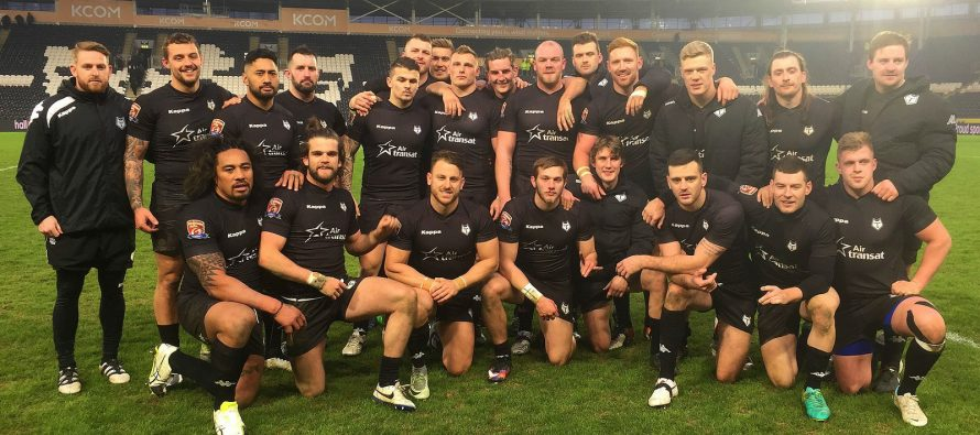 Toronto take first step towards Super League with League 1 title