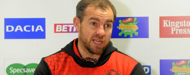 Kopczak is going nowhere, insists Salford coach Ian Watson