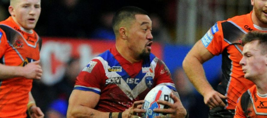 Wakefield star charged by the RFL