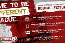 RFL release first round of Championship Shield fixtures