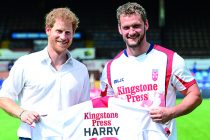Can Prince Harry help us to find new youthful audiences?