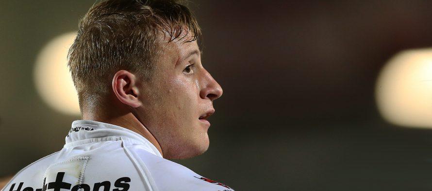 Leigh land Saints forward Richards