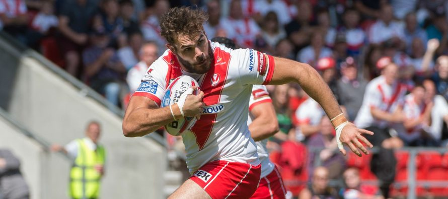 Walmsley scores wonder try in Saints win