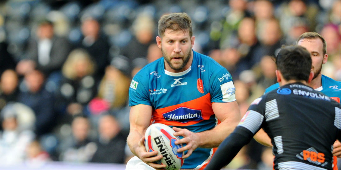 Scruton backs Hull KR's squad to cope with demands of Super League