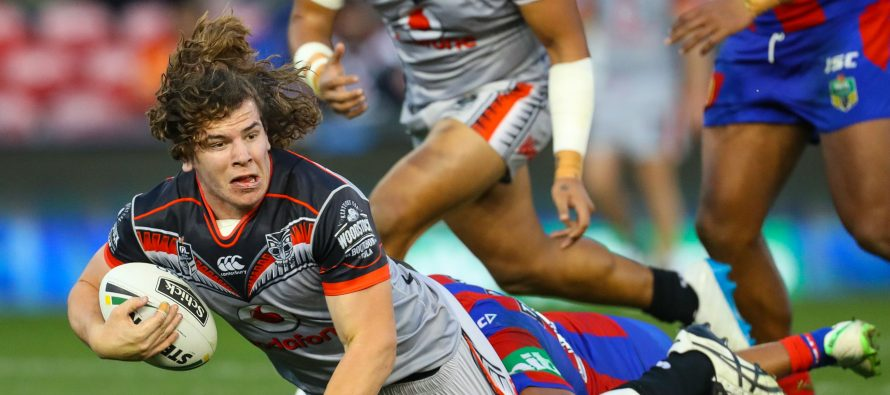 New Zealand Warriors forward offered to Super League clubs