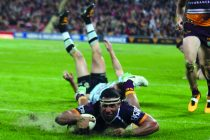 Brisbane Broncos spoil Gallen's party