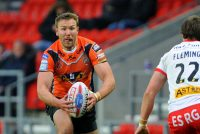 Shenton promises Castleford will refocus and aim for Grand Final glory after LLS triumph