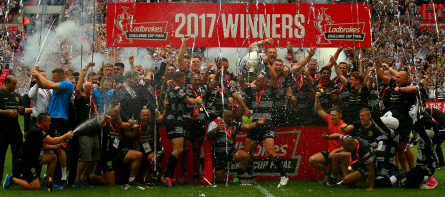 Mayfield and the Soap selected for live Challenge Cup coverage