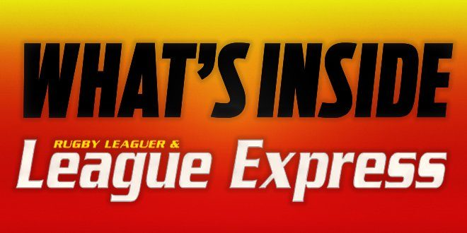 What's Inside League Express: June 18th edition