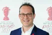 RFL director appointed as chief executive of 2021 World Cup