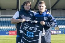 Featherstone sign Swinton speedster