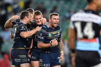 North Queensland edge Cronulla in extra time thriller