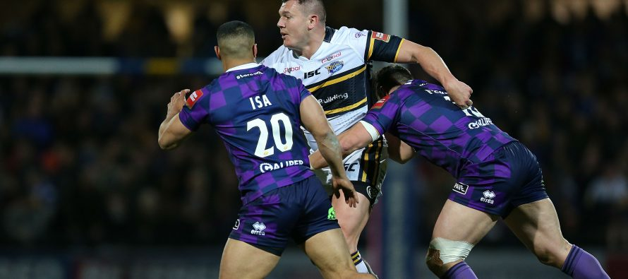 Brett Ferres determined to show Leeds 'the player they signed' after hit-and-miss start to Rhinos career
