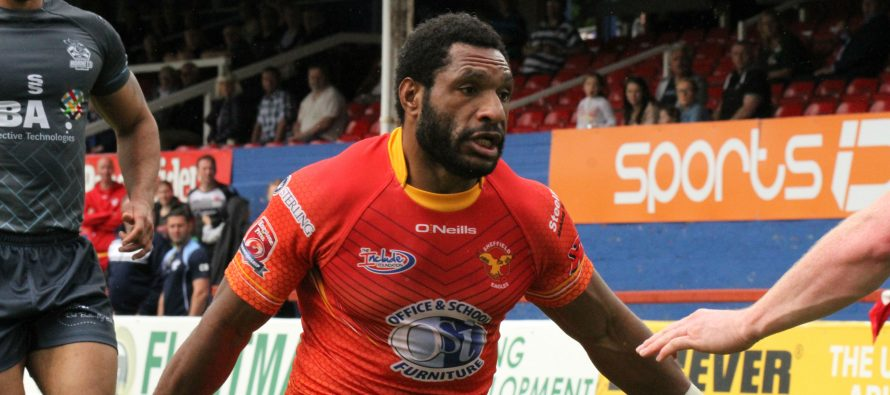 Castleford lead the chase for Sheffield speedster