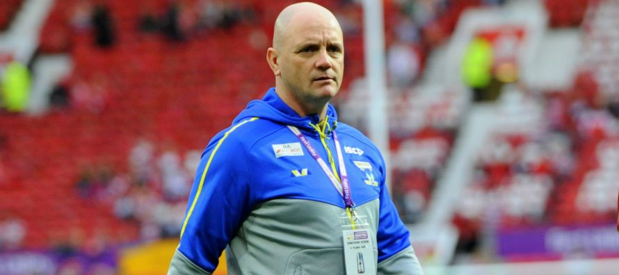 Warrington confirm Richard Agar's exit
