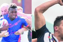 Centurions close in on French duo