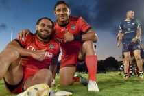 Tonga crush Scotland