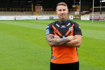 Jamie Ellis explains why he jumped at the chance to return to Castleford