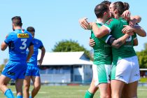 Ireland begin World Cup campaign with a win