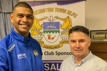 Leon Pryce named new head coach of Workington